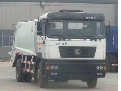 SHACMAN F2000 4×2 Garbage Truck