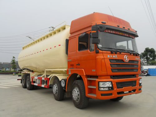 SHACMAN F3000 8×4 Powder Truck