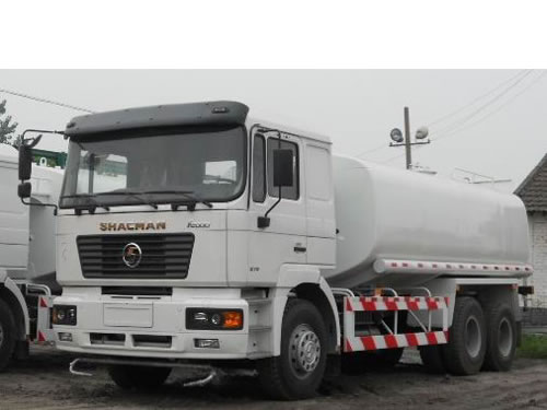 SHACMAN F2000 6×4 Water Truck